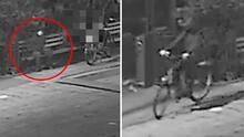 Matan a un repartidor de comida en un parque de NYC y le roban su bicicleta