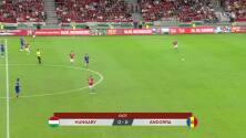 Resumen del partido Hungría vs Andorra