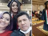 """""""Si yo pude hacerlo, todas podemos"""": dreamer se gradúa de Eagle Scout y gana beca para la universidad en Houston"""
