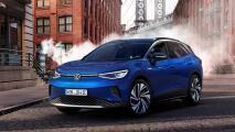 Volkswagen ID.4 2021, la nueva SUV eléctrica que puede ser tuya por $39,995
