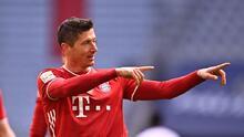 Robert Lewandowski, elegido el 'Mejor Jugador de la Bundesliga'