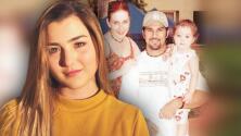 Hija de Alicia Villarreal no extrañó una figura paterna porque siempre tuvo a Cruz Martínez y a Arturo Carmona