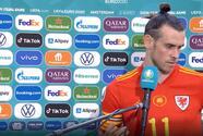 Bale se enojó cuando cuestionaron su continuidad con Gales