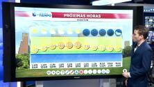 Lunes de temperaturas frescas y algunos nublados en el área de Houston