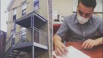 """""""Sí se puede"""": dreamer cumple su sueño de tener casa propia gracias a este programa sin fines de lucro"""