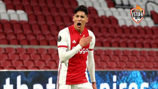 Ajax rechaza oferta por Edson Álvarez desde Francia