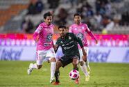 Santos rescata el empate ante Pachuca