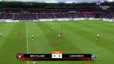 Resumen del partido FC Midtjylland vs Ludogorets Razgrad