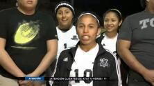 Esmeralda Gonzales rompe marca de goles
