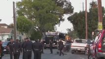 Jefe de la policía de Los Ángeles pide que investiguen el escuadrón antibombas por explosión de fuegos artificiales