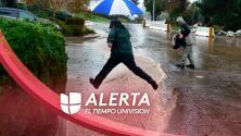 Aleta del tiempo: remanentes de Ida traerán lluvias y posibles inundaciones a la región