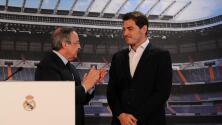 Audios de Florentino Pérez revelan duros ataques a Iker Casillas y Raúl