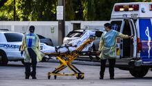 """""""Tenemos más hospitalizaciones que nunca"""": Florida se convierte en el epicentro de la pandemia en EEUU"""