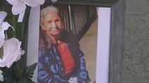 Los restos de abuelita que murió atacada por perros fueron enviados a México
