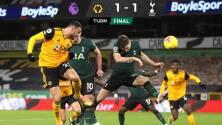 Wolves saca empate, pero sigue sin ganar sin Raúl Jiménez