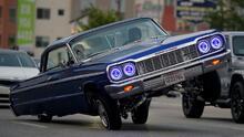 Conoce los famosos 'lowriders', los vehículos que se han convertido en un símbolo de la cultura latina en EEUU