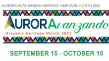 Aurora será la anfitriona de una serie de eventos para celebrar el Mes de la Herencia Hispana