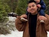 """""""Un padre amoroso"""": asesinan a joven de 25 años en Reedley y la policía busca pistas para resolver el caso"""