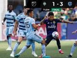 Sporting KC doblegó al líder Seattle a pesar del gol de Fredy Montero