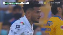 ¡La falló con el arco abierto! Rogério se pierde el gol de Pumas