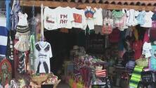Tensión en la frontera entre EEUU y México deja pérdidas económicas a comerciantes de la zona