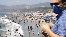 Alerta de salud por altos niveles de bacterias en estas playas de Los Ángeles