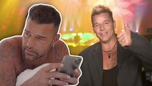 """""""Dicen las malas lenguas que está irreconocible"""": Rumoran que Ricky Martin se hizo una mala cirugía en el rostro"""
