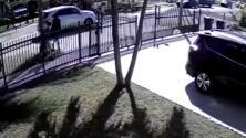 'Miami en un Minuto': Hombre enmascarado golpea a niño para robarle su celular en Miami-Dade
