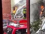 Incendio en una boda de hispanos en Queens deja al menos a 23 heridos, entre ellos la novia