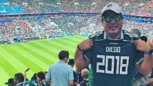 Mexicano viajó a Rusia es nominado para premio internacional