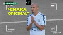 ¡Sonido directo! Todos los 'Chakas' pelones en el Tigres vs. Pumas