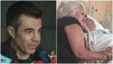 """""""Tenía miedo de dormirme"""": Adrián Uribe relata los duros momentos que vivió en el hospital"""