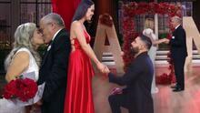 El altar de Enamorándonos los espera: ellos son los amorosos que se comprometieron en el show y preparan boda