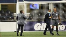 """Miguel Herrera: """"A los árbitros no les gusta que los mexicanos ganen"""""""
