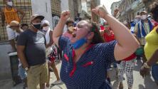 """""""Las personas tienen miedo"""": habitantes de La Habana aseguran que la ciudad está militarizada tras las protestas"""