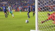 ¡Era el gol de la semana! Jugada de lujo y Dávila casi marca