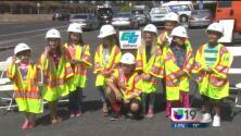 Campaña para proteger a los trabajadores de construcción