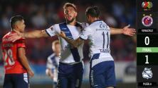 Veracruz 0-1 Puebla -GOL Y RESUMEN- Clausura 2019 - Cuarta Jornada - Liga MX