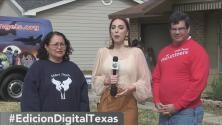 Voluntarios participan en la renovación de la casa de una veterana de San Antonio