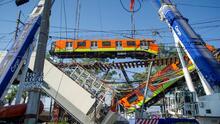 Revelan las fallas y deficiencias que causaron el desplome de la línea 12 del metro en la Ciudad de México