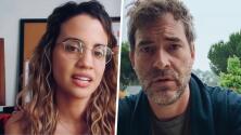 De Zoom a la pantalla grande: Natalie Morales y Mark Duplass nos cuentan cómo filmaron en casa 'Language Lessons'