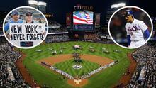 Muchas emociones entre los Mets y Yankees en 'Subway Series' que conmemoró el 20 aniversario de 9/11