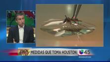 Houston acata sugencias de la OMS acerca del Zika