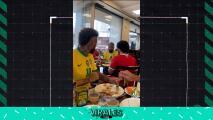 La comida entre Neymar y Zlatan que nunca has visto