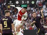 Edson Álvarez anota y encamina goleada del Ajax sobre Groningen