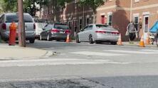 """""""Te pueden costar la vida"""": comunidad denuncia serio problema con los estacionamientos en Filadelfia"""