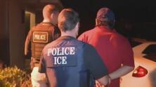 """""""Le ruego a la comunidad que no difunda información falsa"""": lo que se sabe sobre las actividades de ICE del fin de semana"""