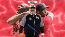 Jordan y Tiger Woods, los dos ídolos que Maradona nunca pudo conocer