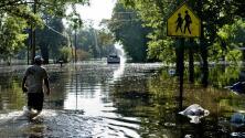 Advertencias que debes considerar en una inundación