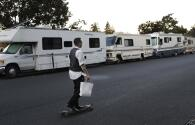 Activan plan para prohibir que las casas rodantes se estacionen en las calles de Mountain View